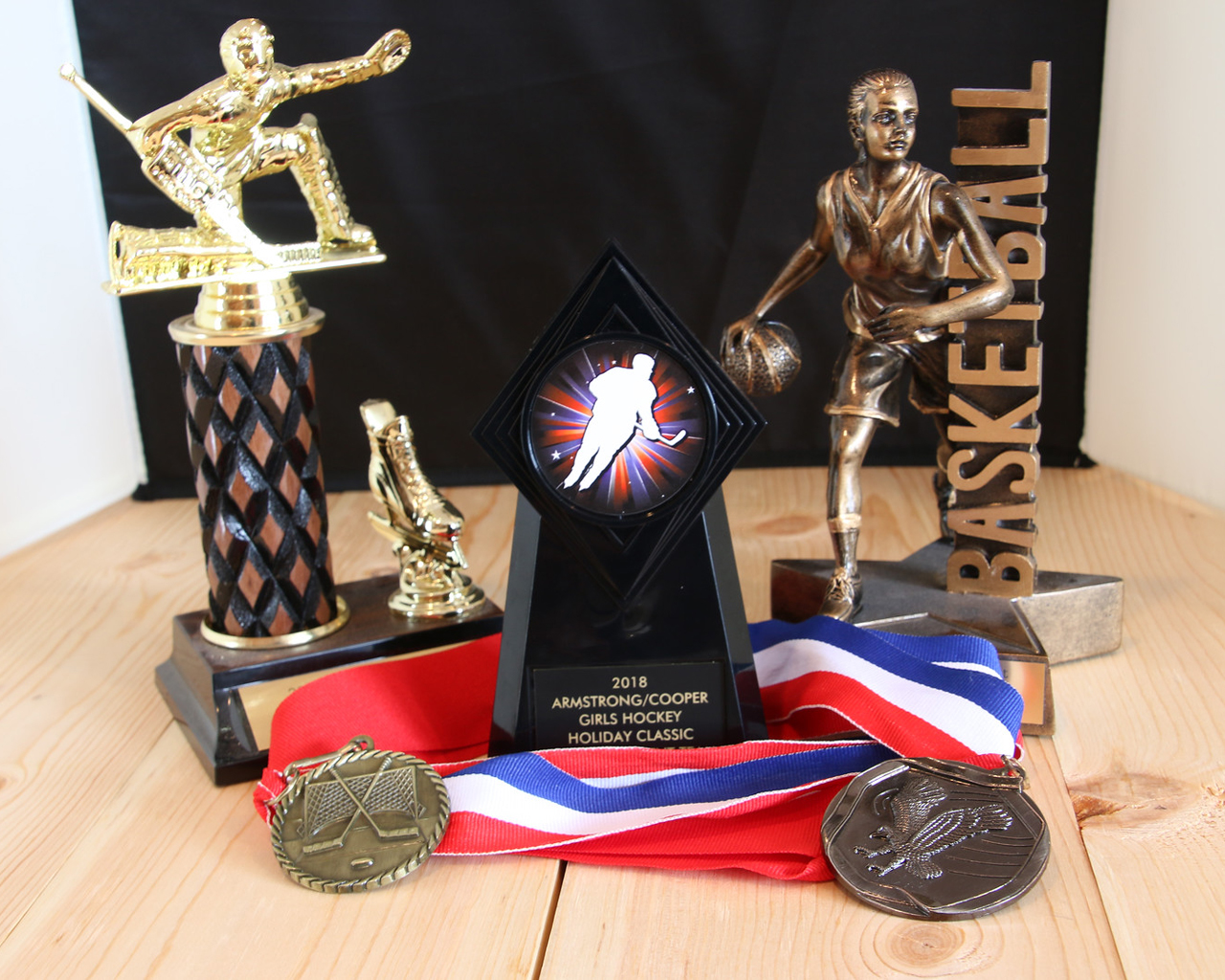 Trophies, Awards & Plaques - Greeley Signs & Graphics LLC